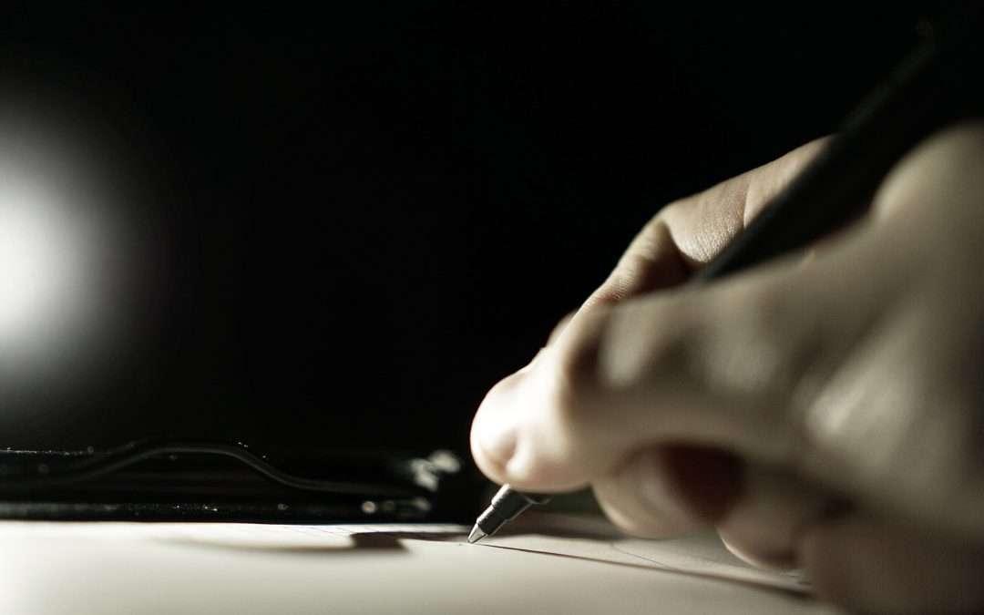 Legalisatie handtekening